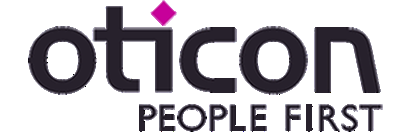 Logo oticon 2014