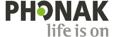 Logo Phonak 2014