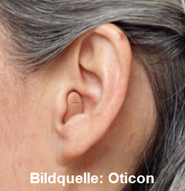 Oticon CIC